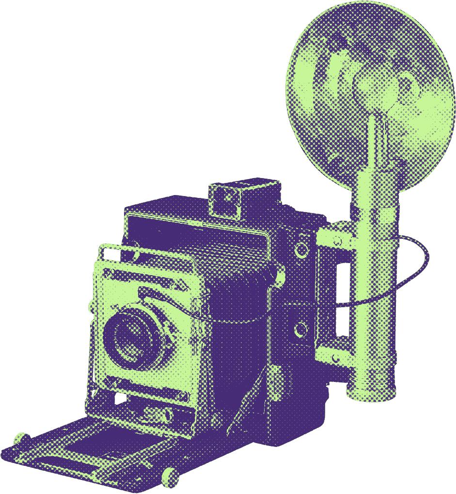 La chambre folding l'ancêtre de l'appareil photo numérique