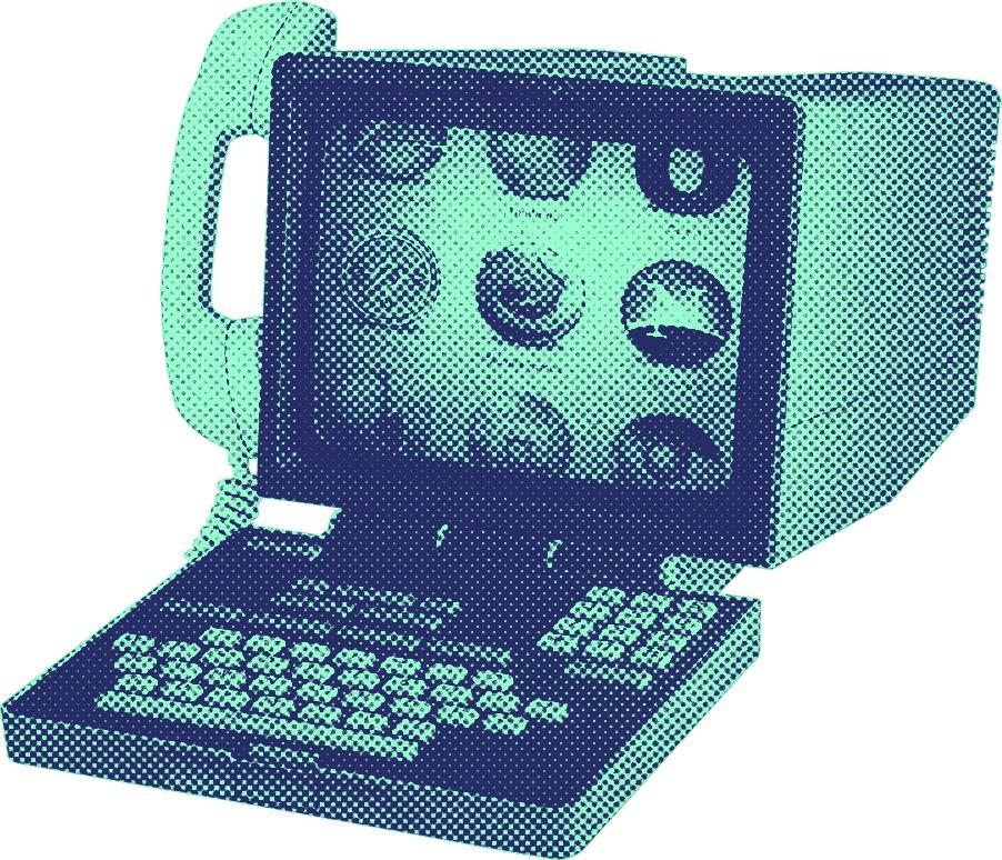 Le Minitel l'ancêtre d'Internet
